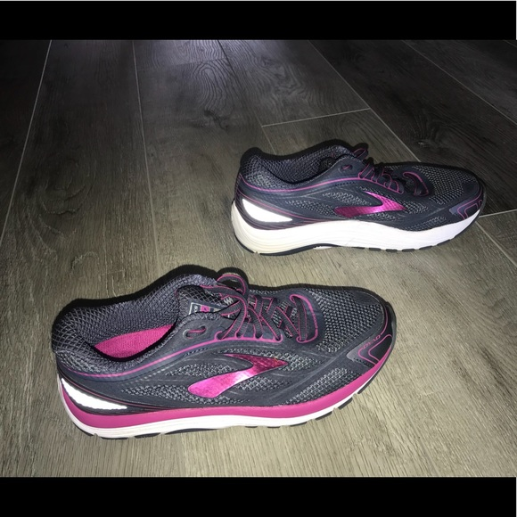 79120b329fa Brooks Shoes - Women s Brooks Dyad 9 Running Shoes Sneakers